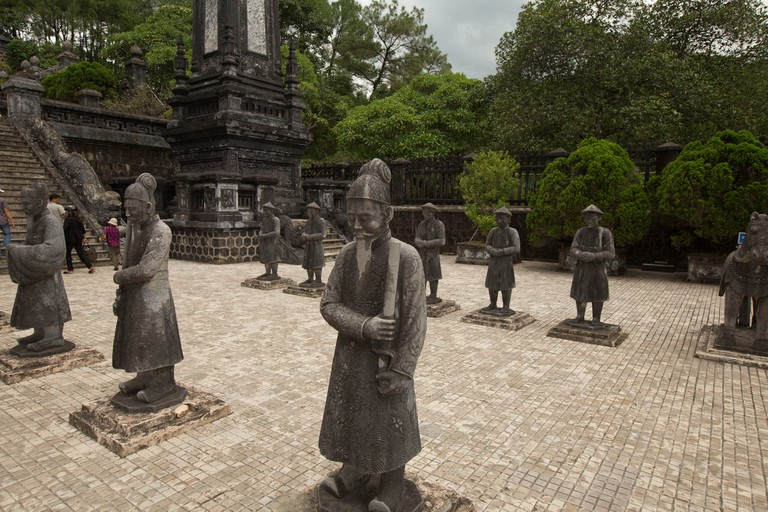 The Imperial City of Hue