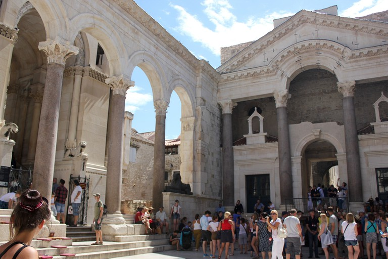 Diocletian's Palace | © Isabell Schulzi/Flickr
