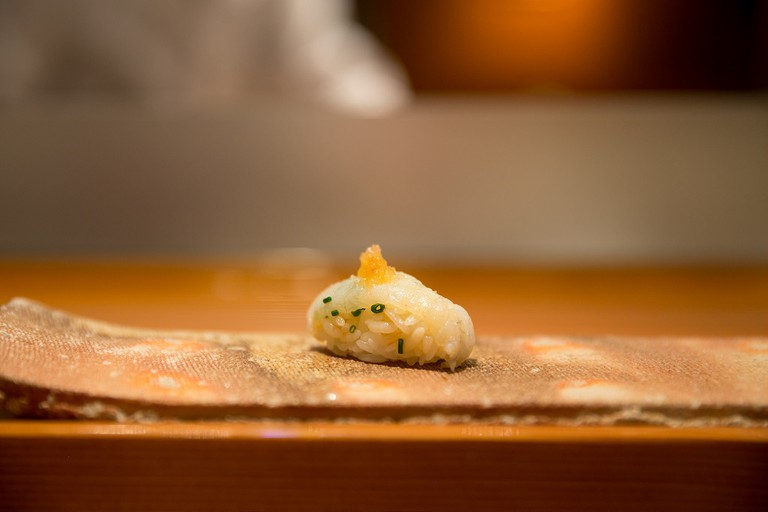Chefs who work with fugu must be specially trained