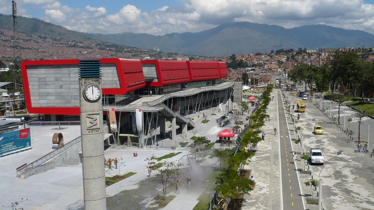 Parque Arvi is a perfect family activity in Medellin