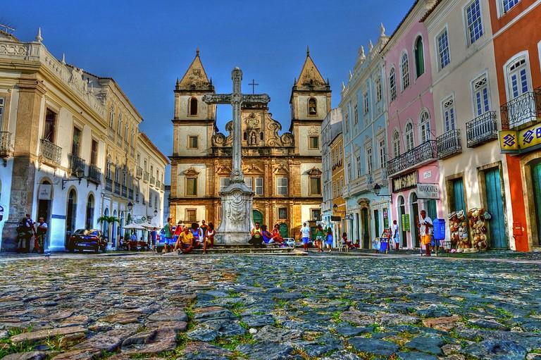 Cathedral Basilica of Salvador I