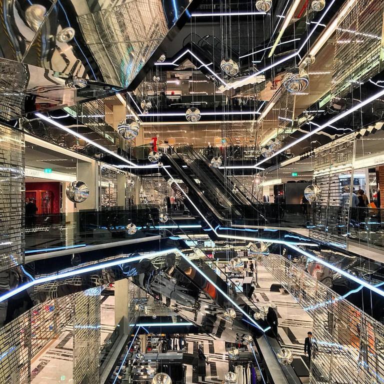 Aïshti mall, Beirut