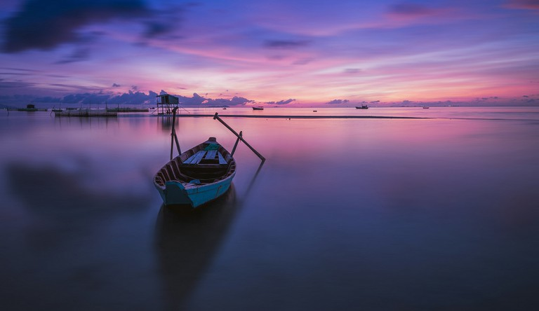 Sunset in Phu Quoc Island | © Lenny K Photography / Flickr