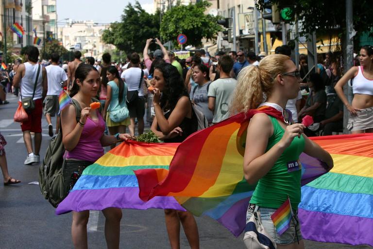 Gay Pride Festival, Tel Aviv
