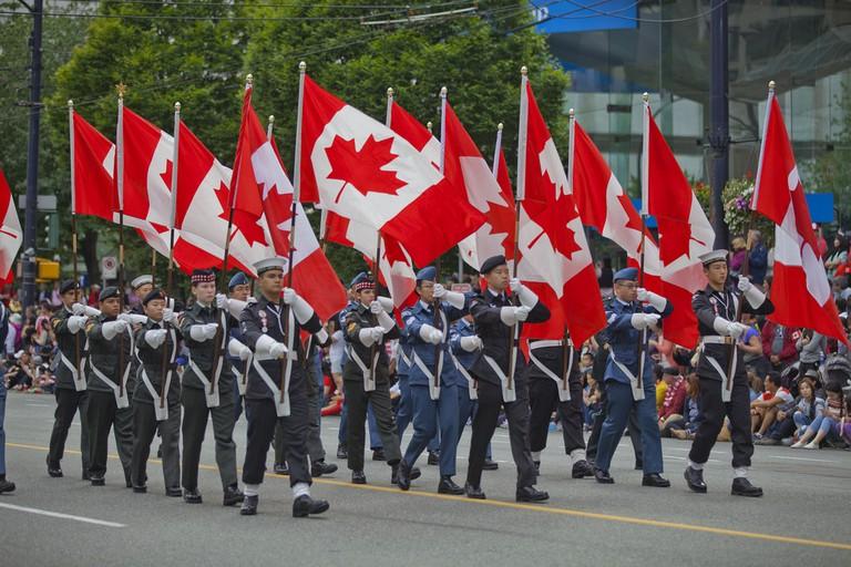 2016 Canada Day Parade