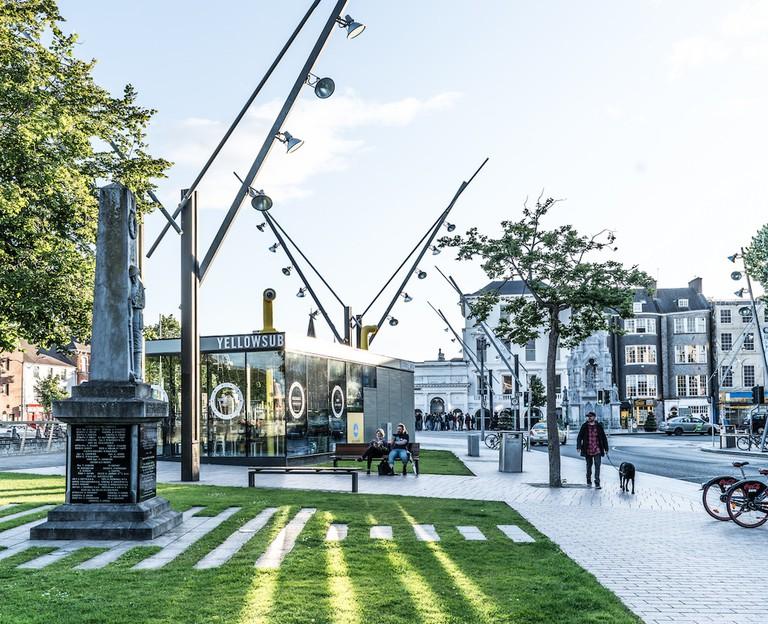 The Great War Memorial, Cork City | © William Murphy/Flickr