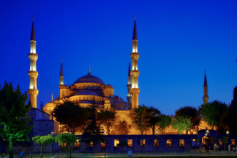 Blue Mosque