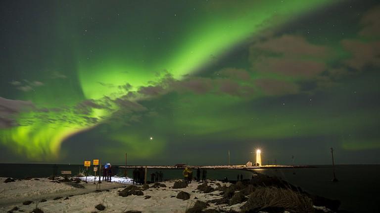 Iceland Aurora | © Javier Rodriguez/Flickr