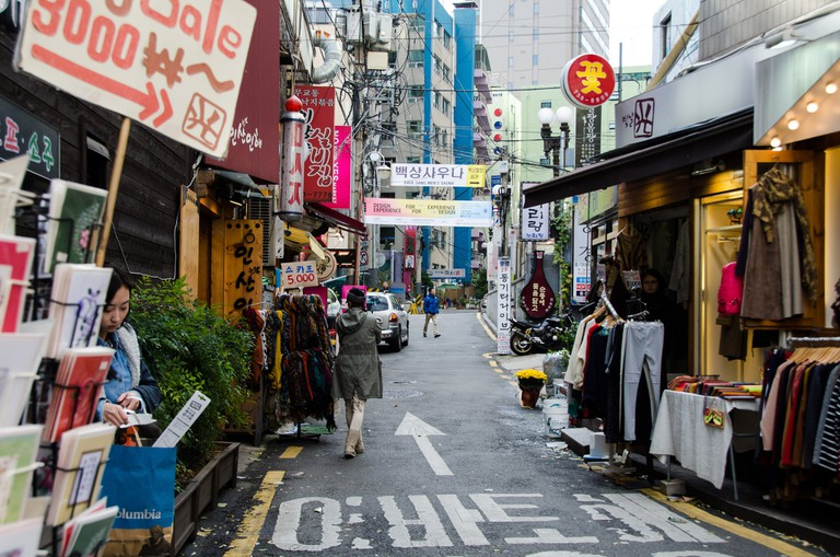 """Eol-ma-ye-yo?"" is a must-know phrase when visiting Korea's shopping areas"