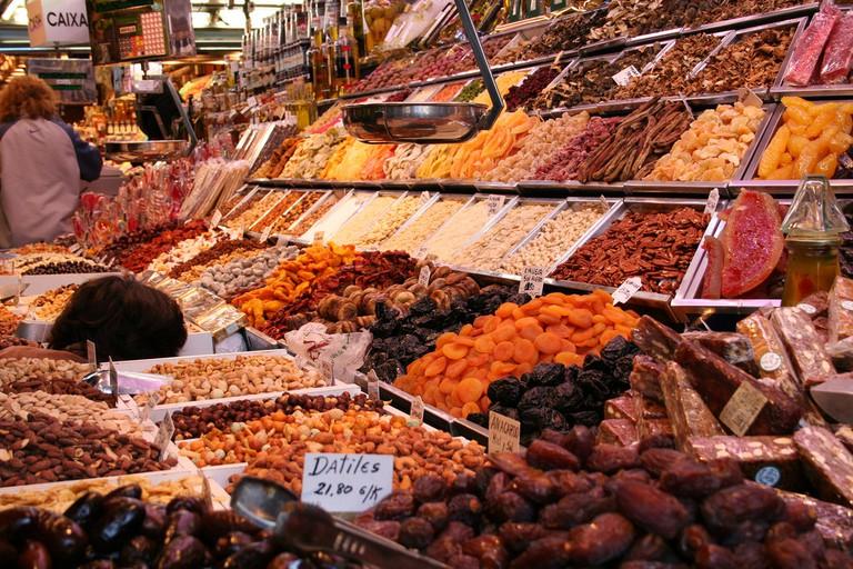 Dried fruit © Mario Castro