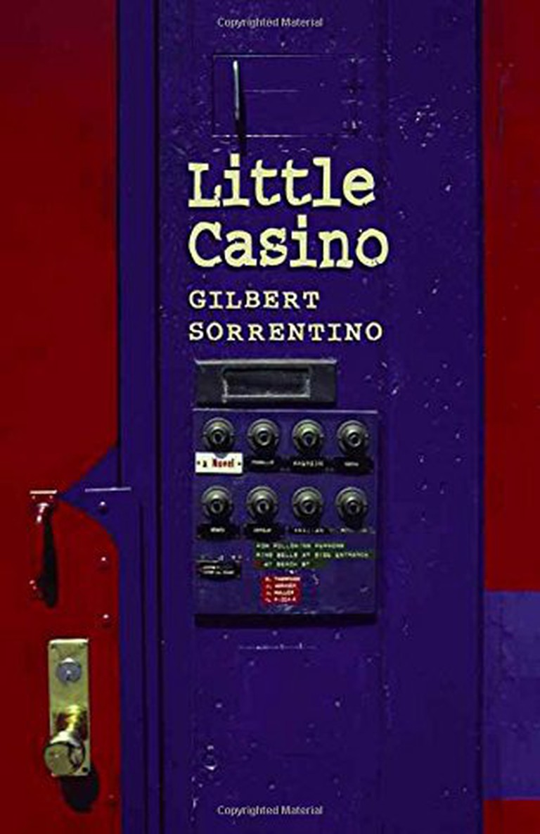 Little Casino | Courtesy of Coffee House Press