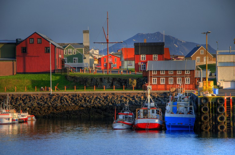 Boats in Stykkisholmur | © Ingolf/Flickr
