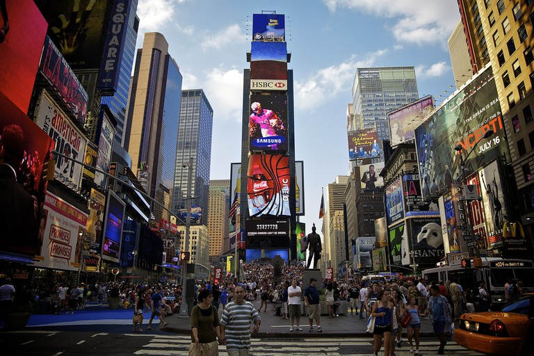Times Square | Aurelien Guichard/Flickr