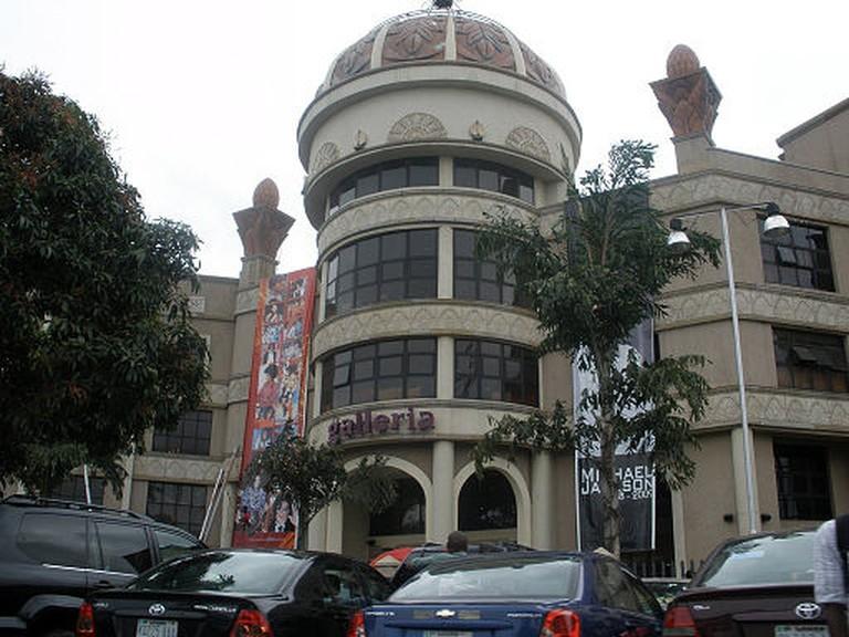 Silverbird Galleria, Victoria Island, Lagos