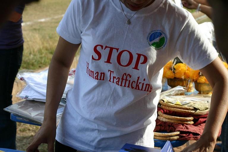 Anti Human Trafficking Day 2010