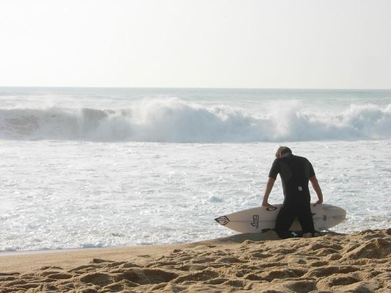 The surf's up in Hossegor © andres garrido