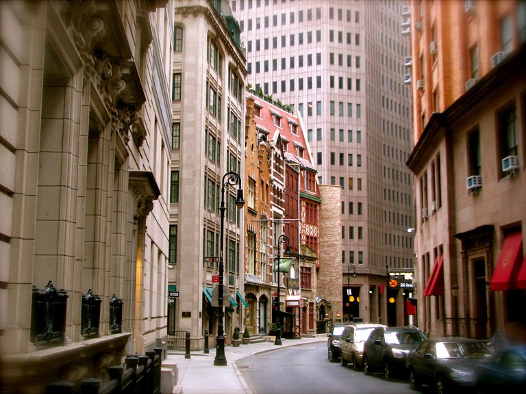 Financial District | Jeff Gunn/Flickr
