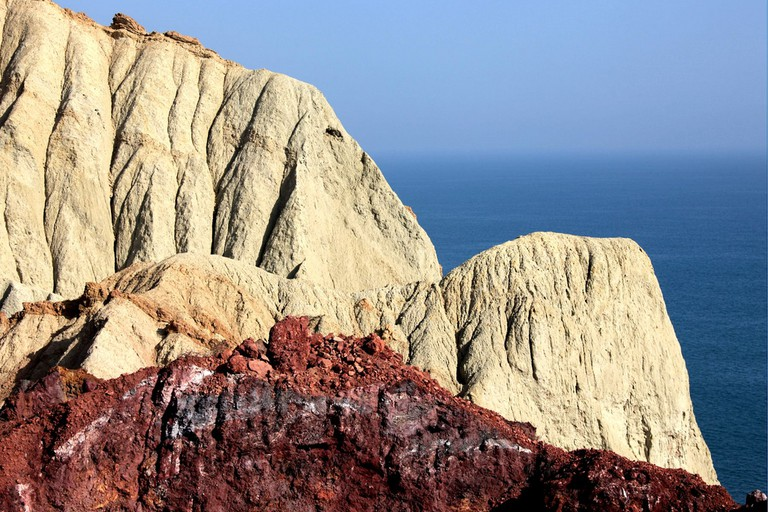 Hormoz Island is a geological wonder | © Ninara / Flickr