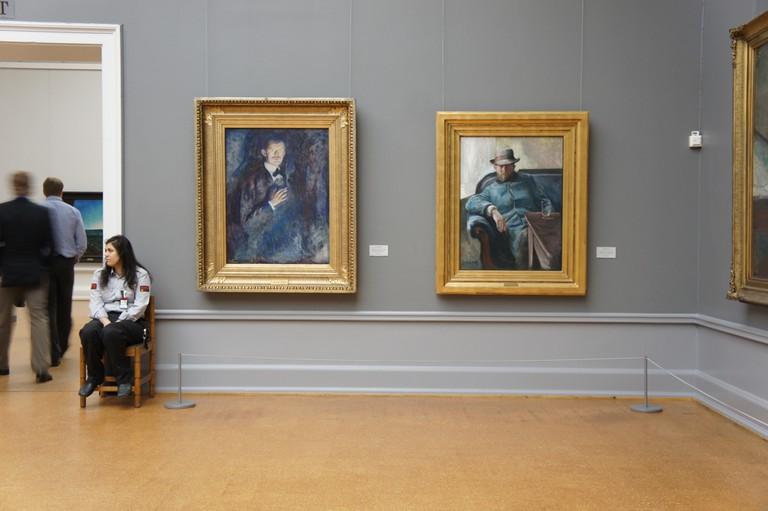 Edvard Munch room
