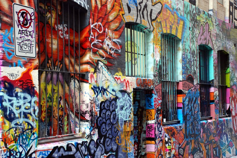 Hosier Lane/Rutledge Lane