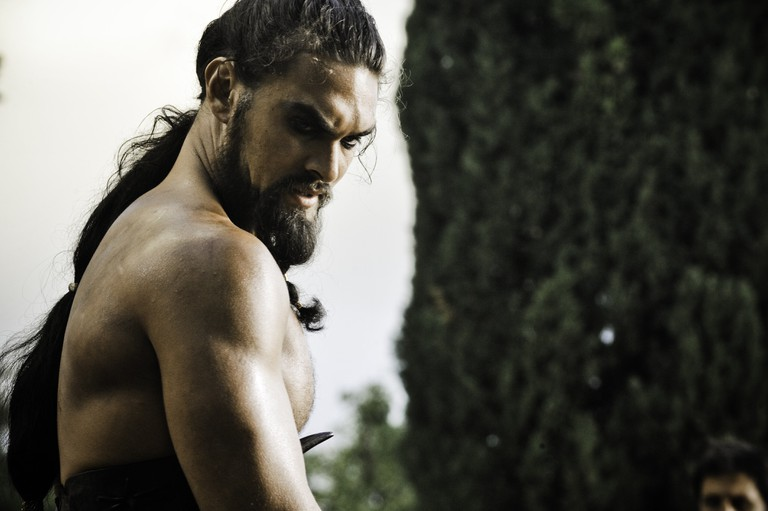 'Game of Thrones', Jason Momoa