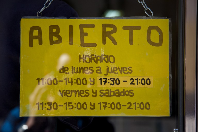 Spain is considered to have a relatively late schedule