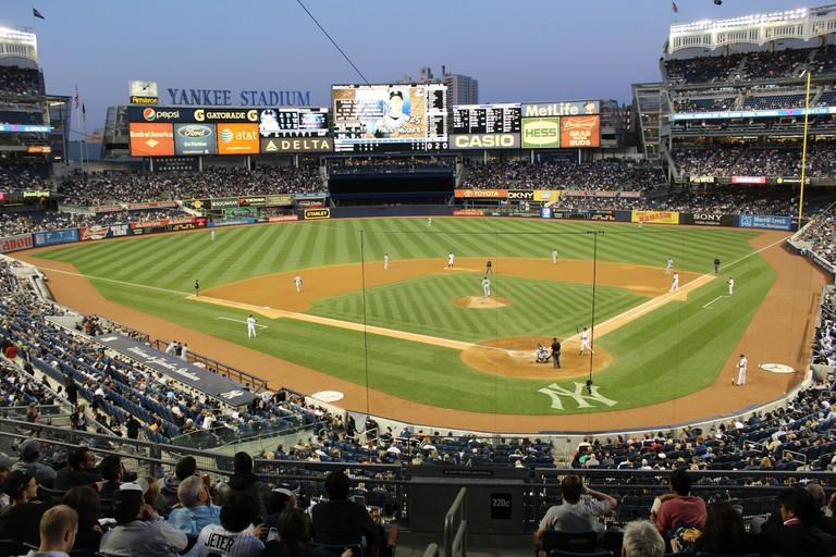 Yankee Stadium | Shinya Suzuki/Flickr