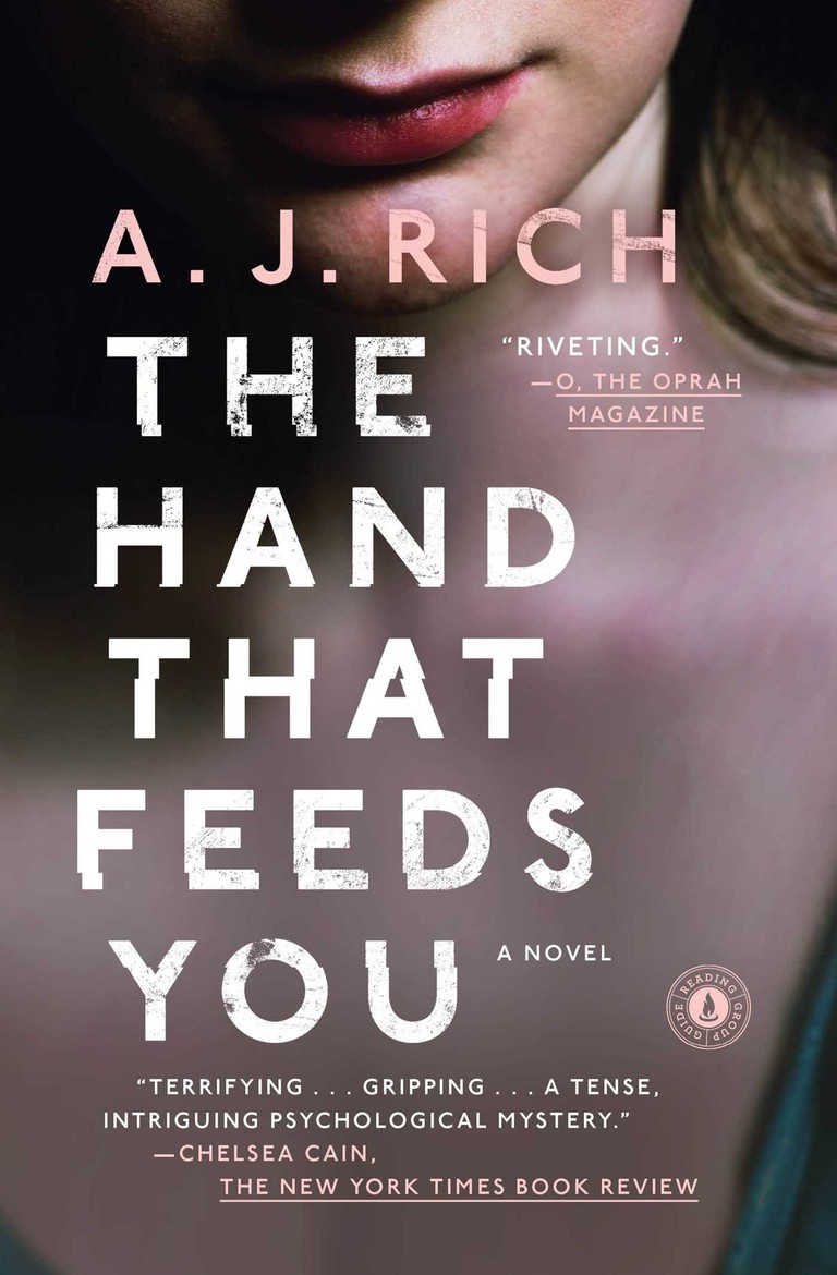 The Hand That Feeds You | Courtesy of Scribner