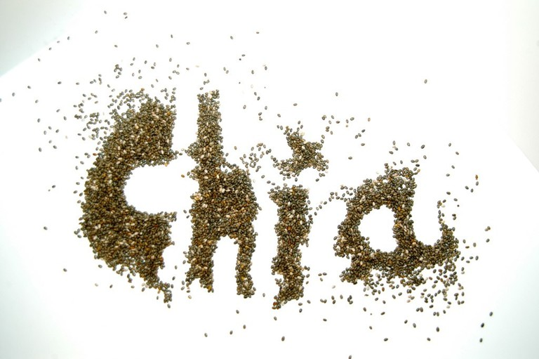 Petite chia seeds pack a punch