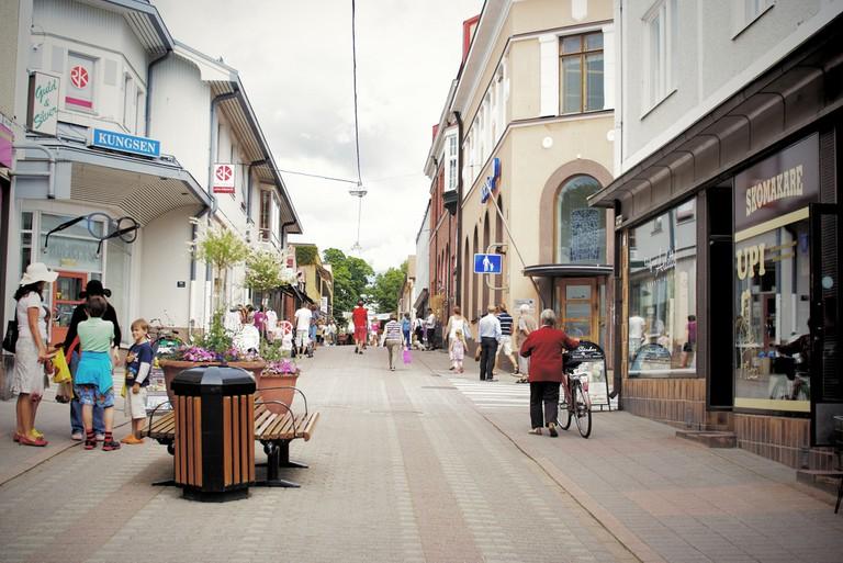 Street in Tammisaari