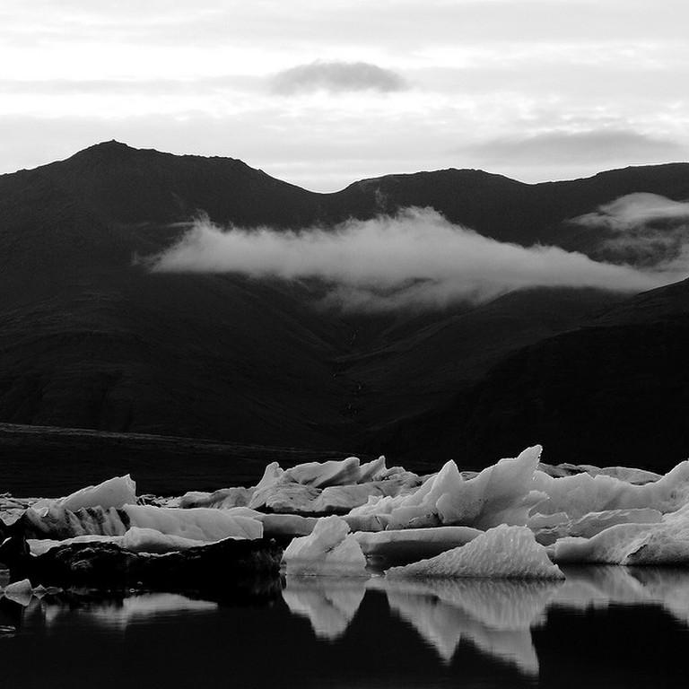 Jökulsárlon, Iceland   © Massimo Margagloni/Flickr