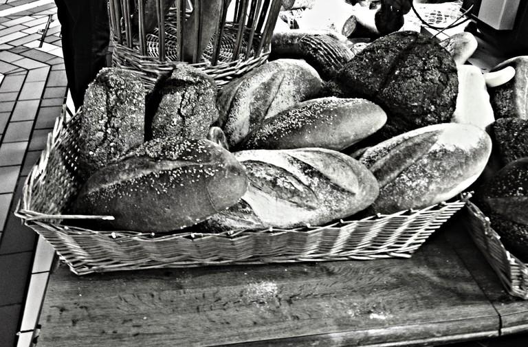 Bread at the English Market, Cork