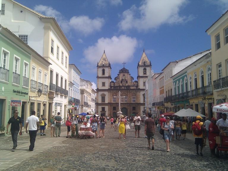 Salvador's Pelourinho