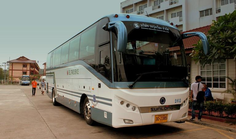 Bell Travel Sunlong Coach FEB 2013