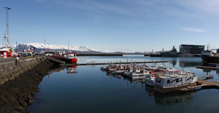 Harbour, Reykjavik | © Tanya Hart/Flickr