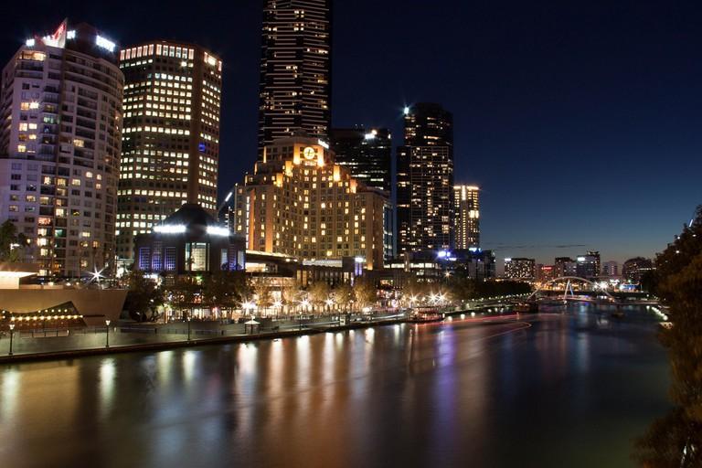 Southbank,Melbourne