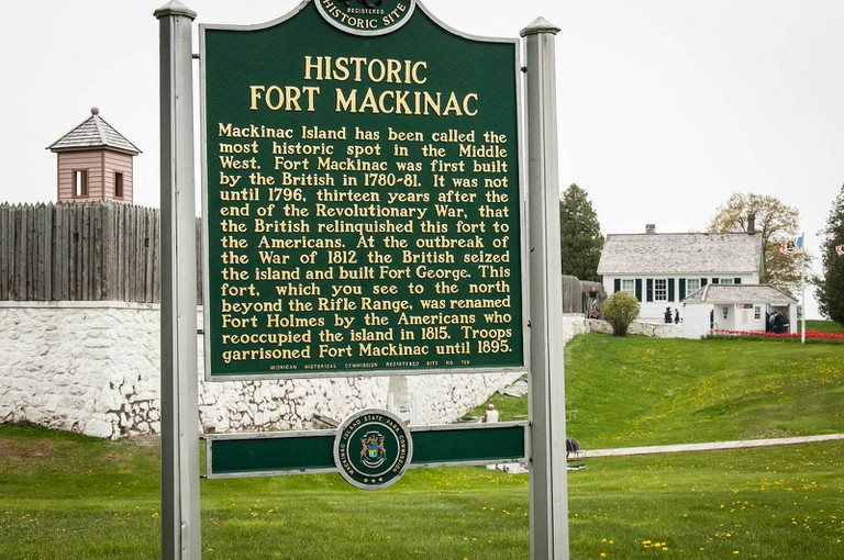 Historic Mackinac Island | © John Freeland/Flickr