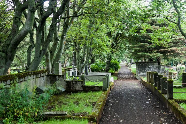 cemetery in Reykjavik | © Bekkassine.../Flickr