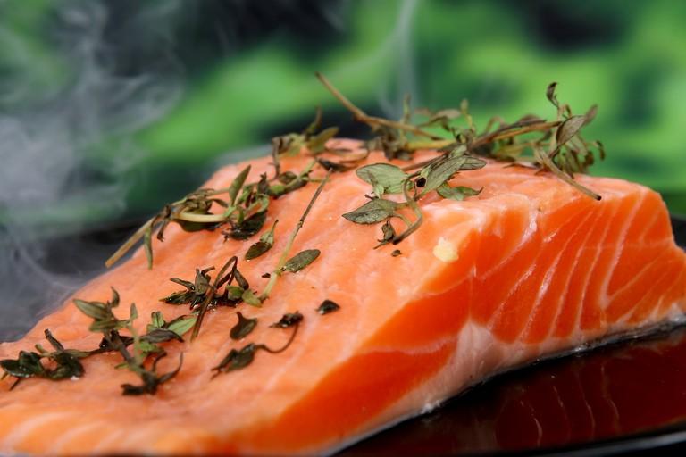 Chia has more omega 3, gram for gram, than salmon