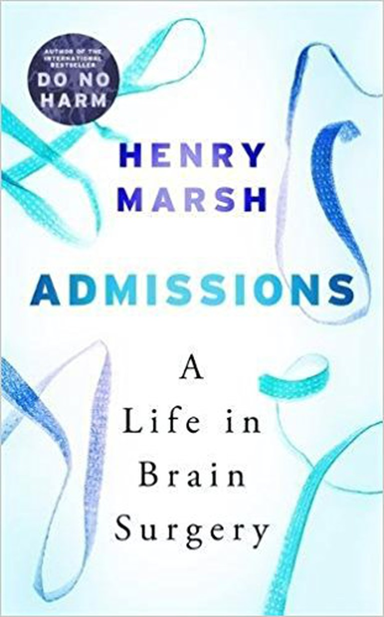 Admissions | Courtesy of Orion Publishing Co