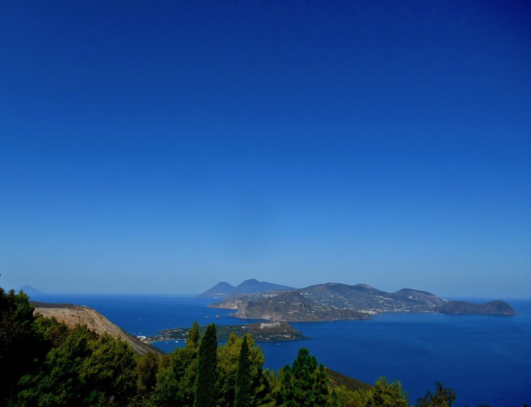 Aeolian Islands I Gillian Longworth McGuire