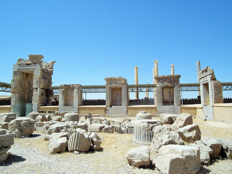 Ancient ruins of Persepolis | © ali539 / pixabay