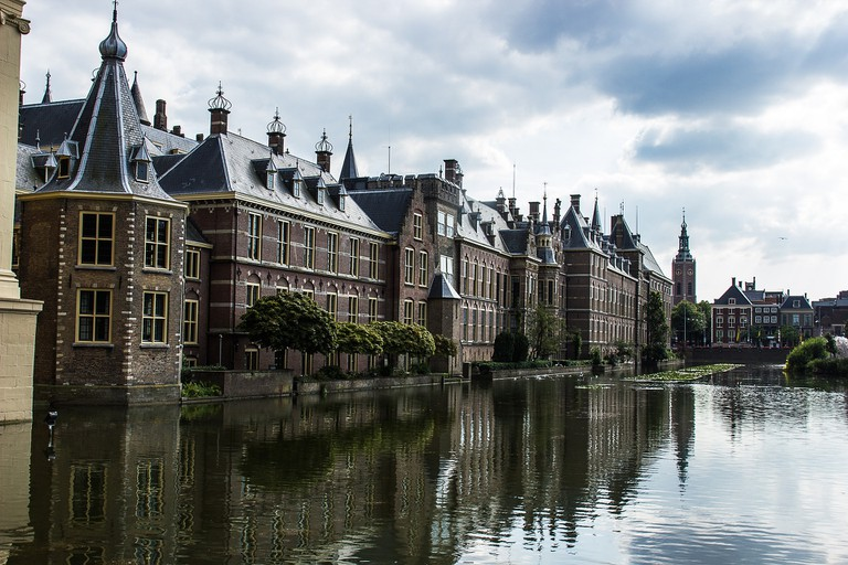 The Binnenhof is the oldest functioning parliamentary building in the world