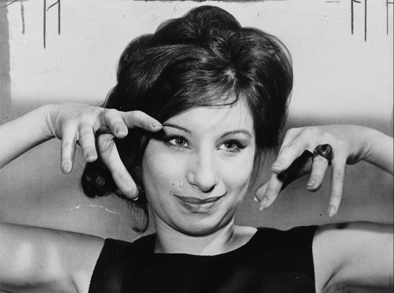 Barbara Streisand | Al Ravenna / Wikimedia Commons