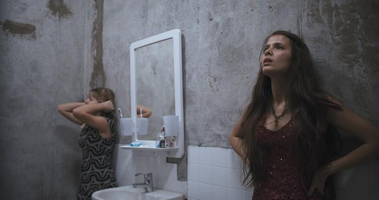 Anastasia Shalonko and Lubov Aksenova
