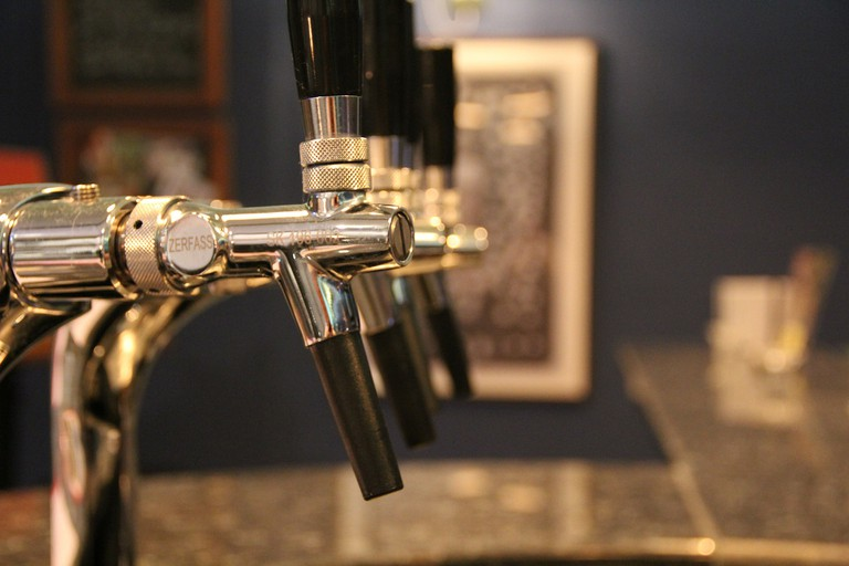 Sample some local brews at Paas Specialbier Café or Kompaan brewery