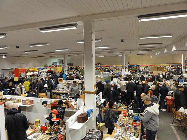 Find hidden gems at this off-the-beaten-track market