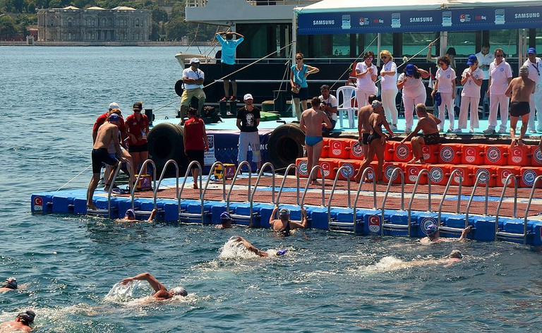 Bosphorus Swim 2016