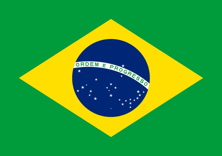 Brazilian flag |©Governo do Brasil/WikiCommons