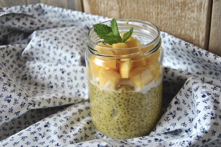 Chia is now popular in breakfast foods